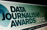 Premios de Periodismo de Datos… 'Data Journalism Awards', edición 2013